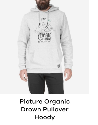 Picture Organic Drown Pullover Hoody