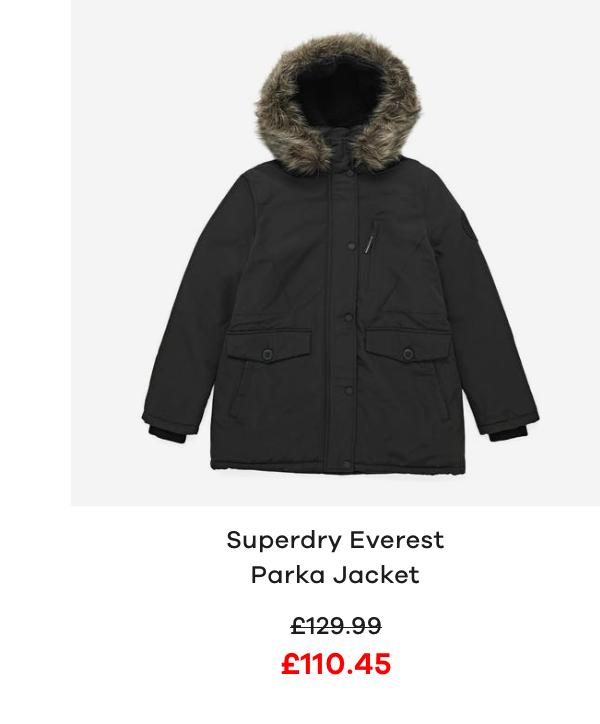 Superdry Everest Parka Womens Jacket