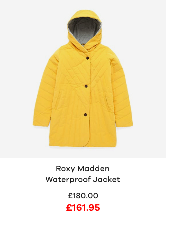 Roxy Madden Womens Waterproof Jacket