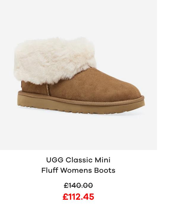 UGG Classic Mini Fluff Womens Boots