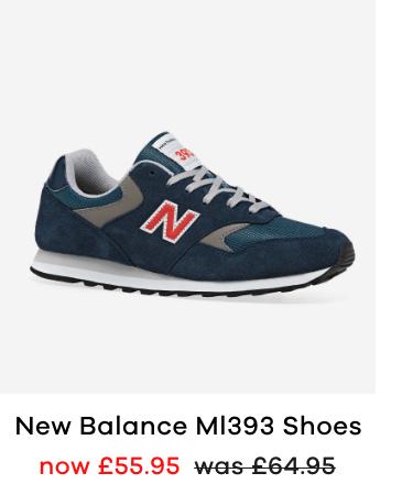 New Balance Ml393 Shoes