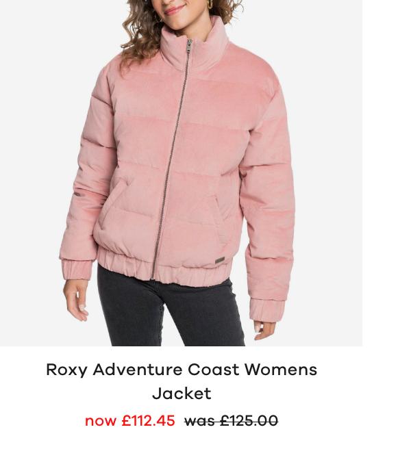 Roxy Adventure Coast Womens Jacket