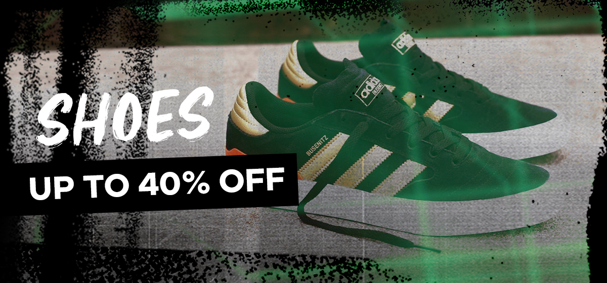Shoes Up to 40% off